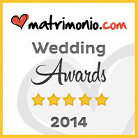 Matrimonio.com Awards 2014 - 5 Stelle